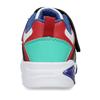 Dětské barevné tenisky champion, bílá, 309-0344 - 15
