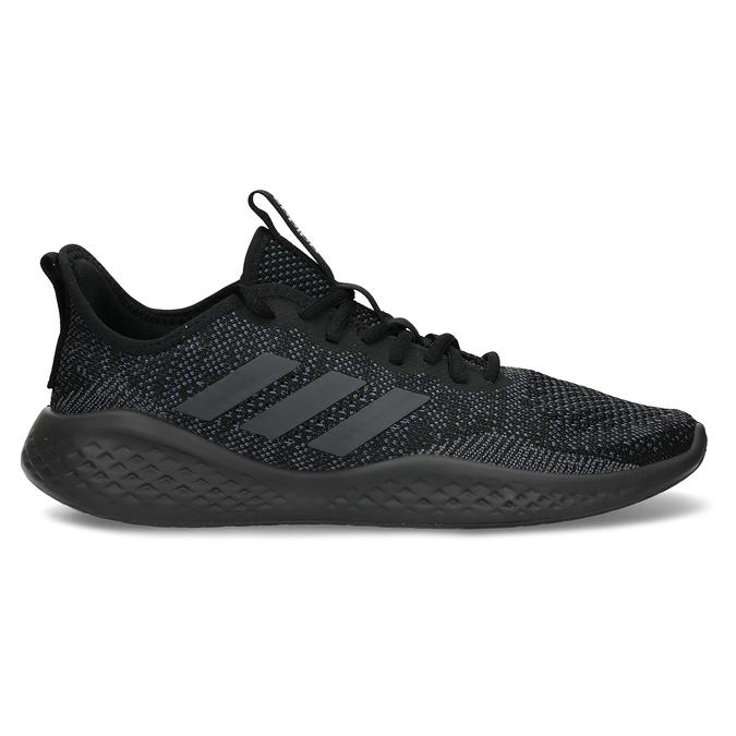8096911 adidas, černá, 809-6911 - 19