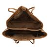 Dámská kožená kabelka s tenkými uchy bata, béžová, 964-3622 - 15