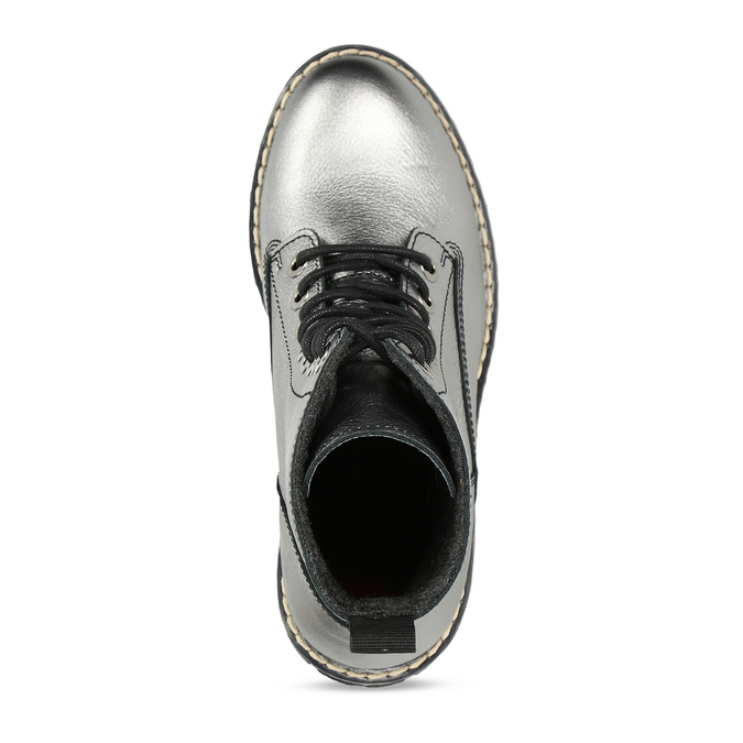 5962650 bata, stříbrná, 596-2650 - 17