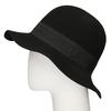 Černý dámský klobouk bata, černá, 909-6698 - 26
