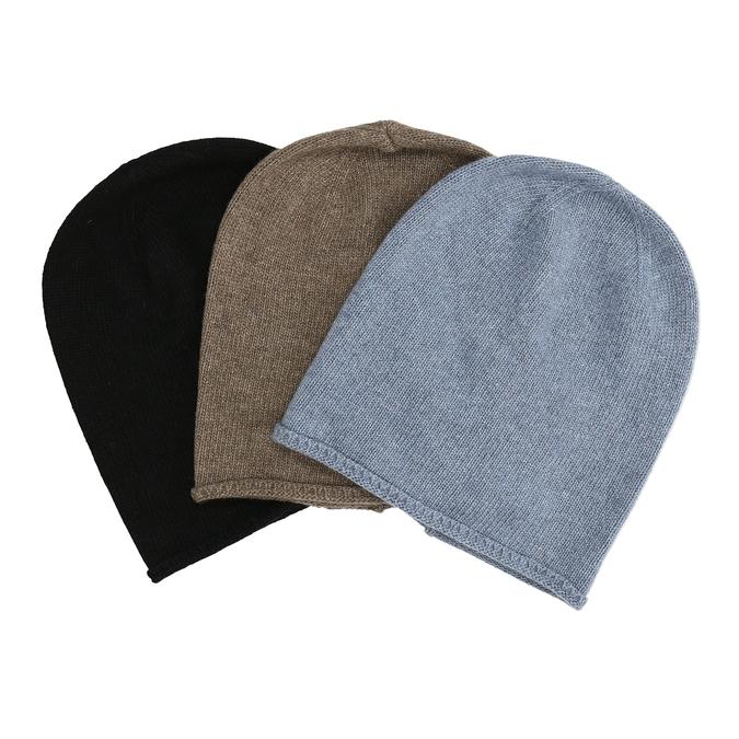 Pánská čepice bata, vícebarevné, 909-0426 - 13