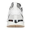Bílé dámské tenisky bata, bílá, 549-1617 - 15