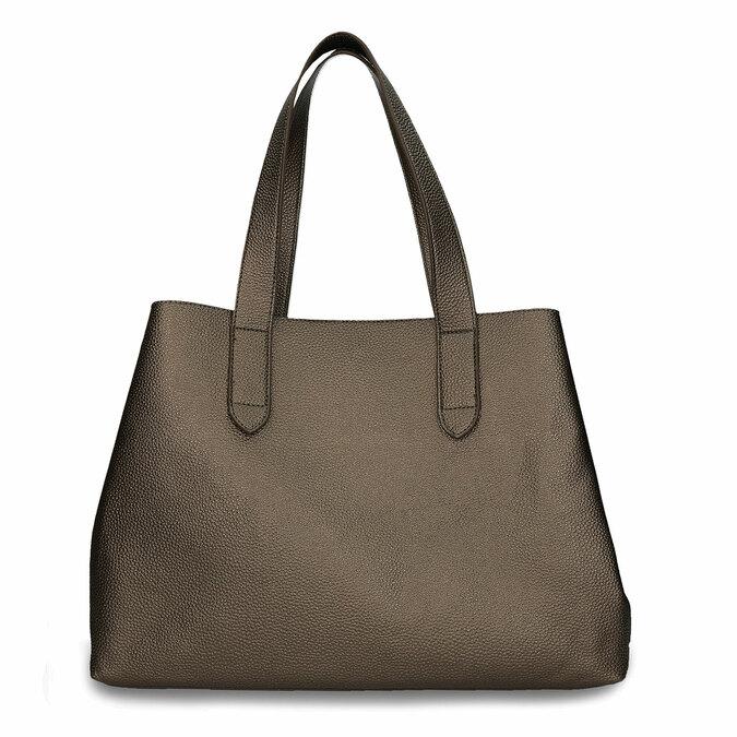 Hnědá dámská kabelka přes rameno bata, hnědá, 961-4645 - 26