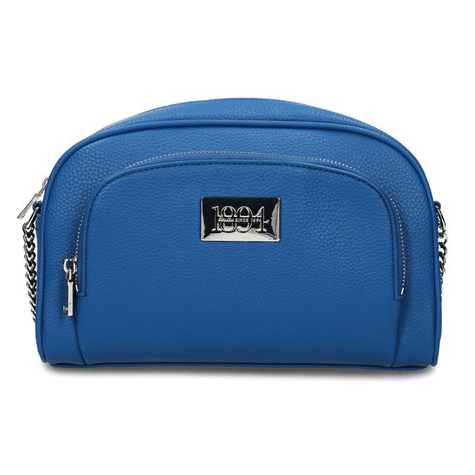 Modrá dámská kabelka bata, modrá, 961-9612 - 26