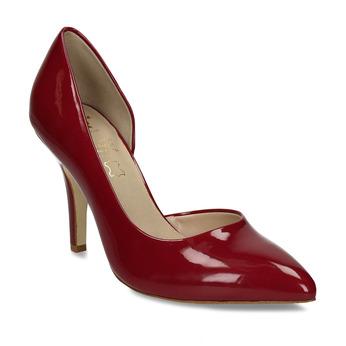 7215605 bata, červená, 721-5605 - 13