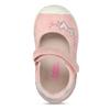 Růžové dívčí sandály se srdíčky bubblegummers, růžová, 121-5601 - 17