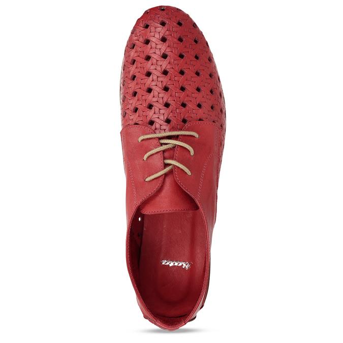 5265605 bata, červená, 526-5605 - 17