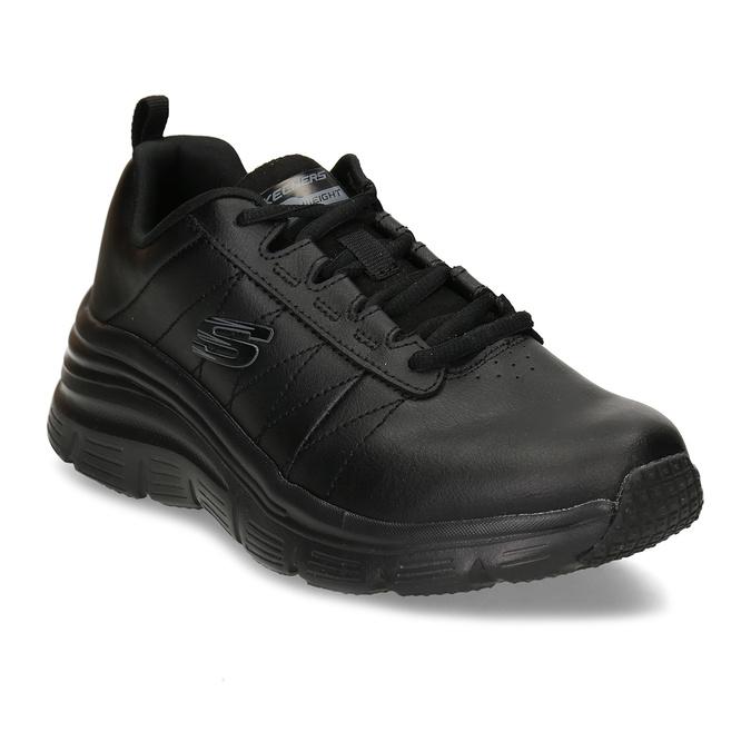 Černé dámské tenisky skechers, černá, 501-6744 - 13