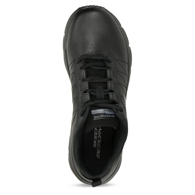 Černé dámské tenisky skechers, černá, 501-6744 - 17