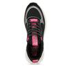 Černé dámské městské sneakersky napapijri, černá, 549-6621 - 17