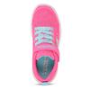 Růžové dětské tenisky s modrými prvky skechers, růžová, 309-5615 - 17