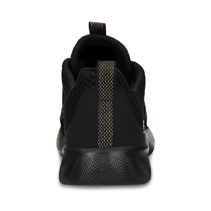 5096611 skechers, černá, 509-6611 - 15