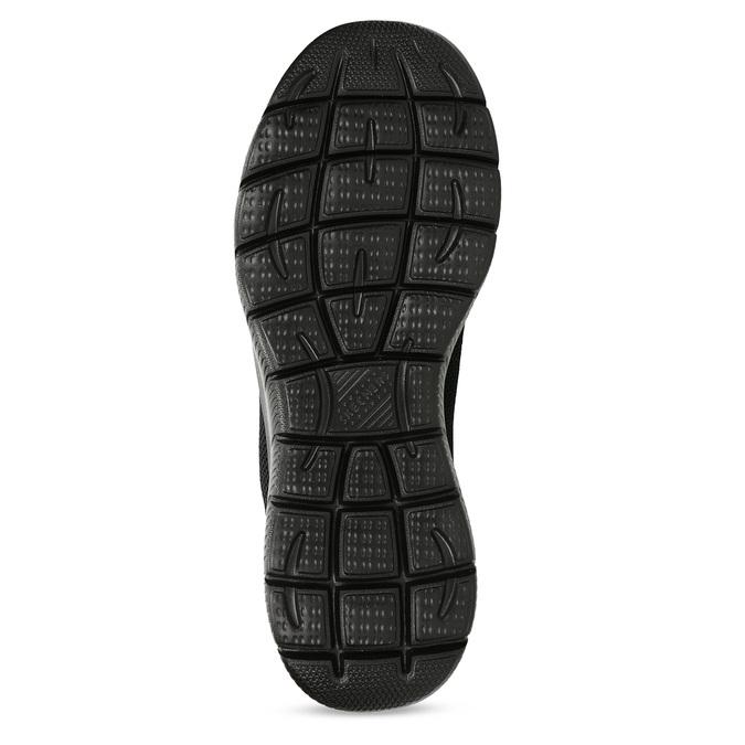 Černé pánské sportovní tenisky skechers, černá, 809-6273 - 18