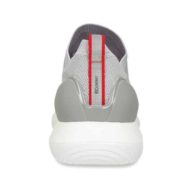 Šedé pánské sportovní tenisky 3d-bounce, šedá, 849-2603 - 26
