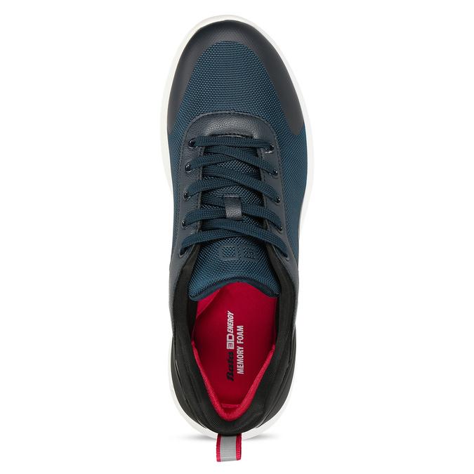 Tmavě modré pánské tenisky bata-3d-energy, modrá, 849-9604 - 16
