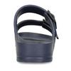 Modré pánské pantofle bata, modrá, 872-9600 - 15