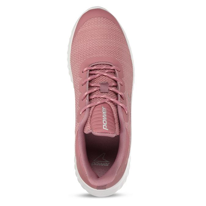 Růžové dámské sportovní tenisky power, růžová, 509-5810 - 17