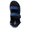 Modré dětské sandály north-star, modrá, 369-9630 - 17
