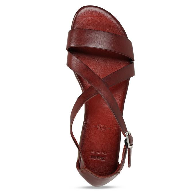5645636 bata, červená, 564-5636 - 17