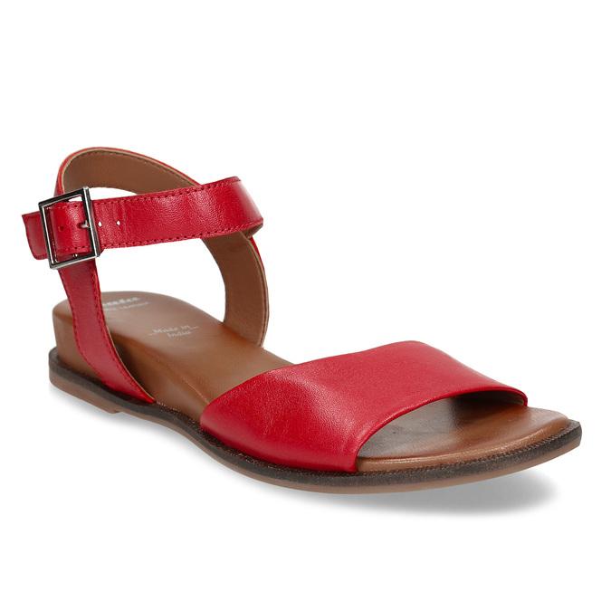 6645627 bata, červená, 664-5627 - 13