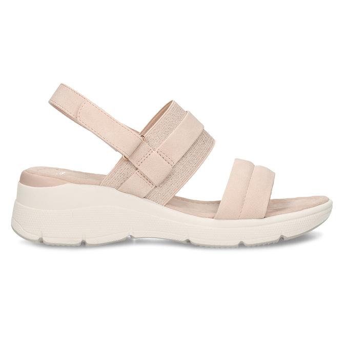 6615600 bata, růžová, 661-5600 - 19