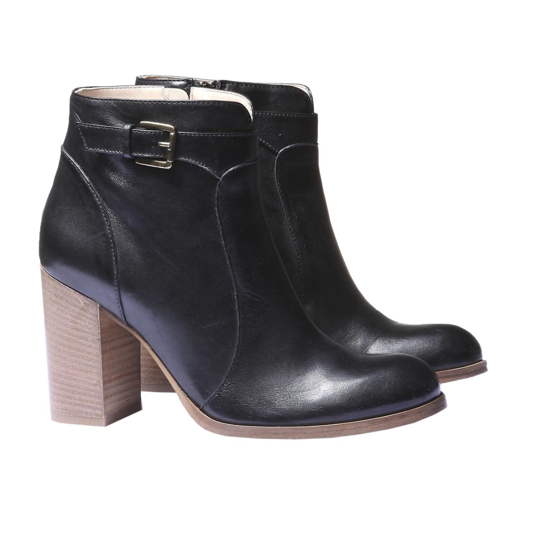 Chic dámská obuv na vysokém podpatku bata, černá, 2018-794-6192 - 26