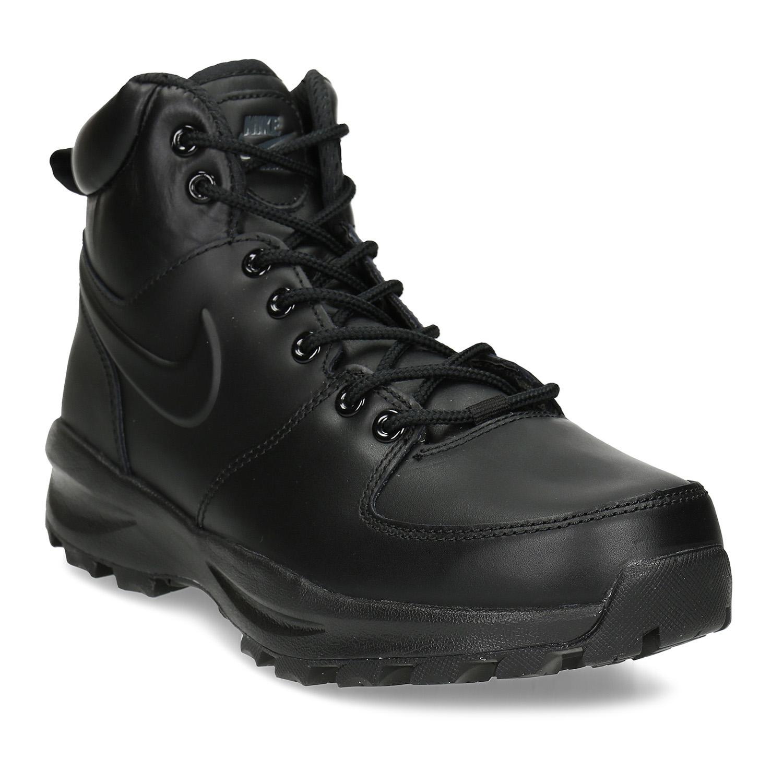 0010f533bd0 Nike Kožená pánská kotníčková obuv - Muži