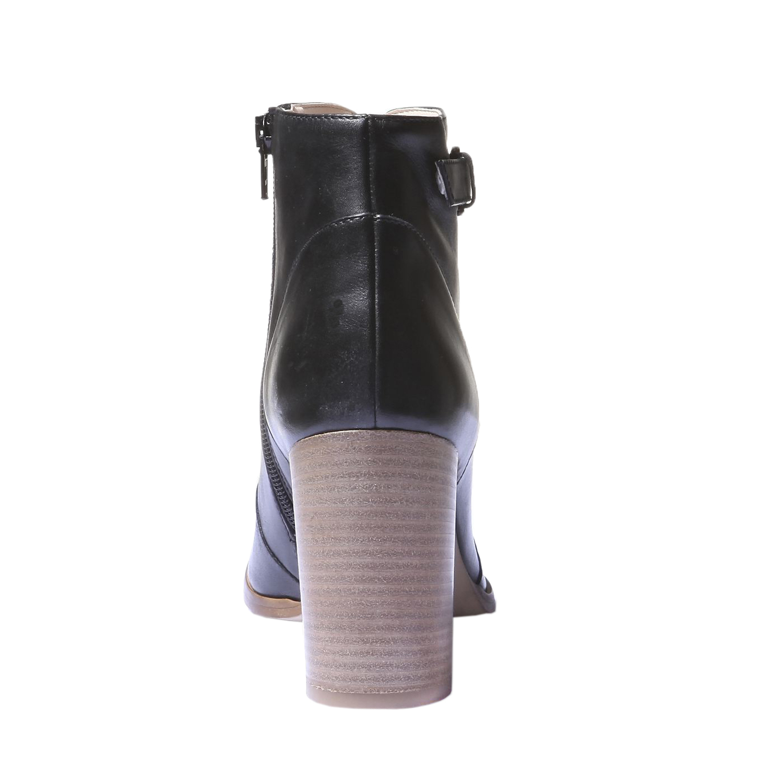 Chic dámská obuv na vysokém podpatku bata, černá, 2018-794-6192 - 17