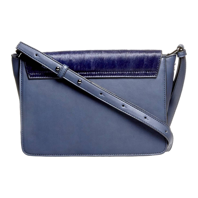 Hutton - trendy kabelka bata, modrá, 2018-961-9170 - 26