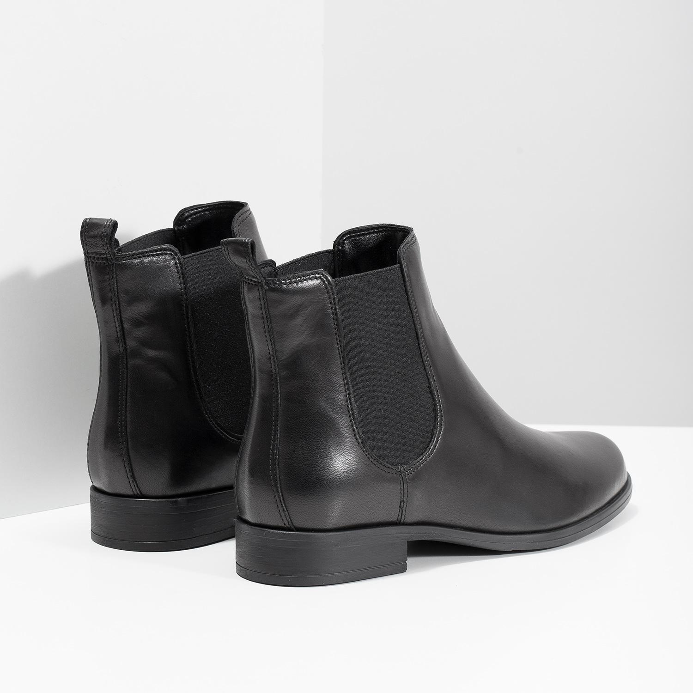 Baťa Dámské kožené Chelsea Boots - Všechny boty  e75b785681