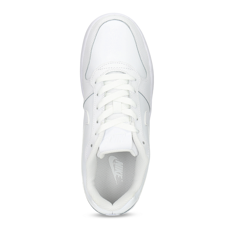 Nike Bílé dámské tenisky s prošitím - Městský styl  cad9318373e